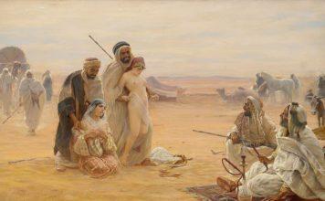 Русские рабыни в Европе. Как это было