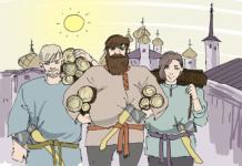 Косопузые (кособрюхие) – рязанцы