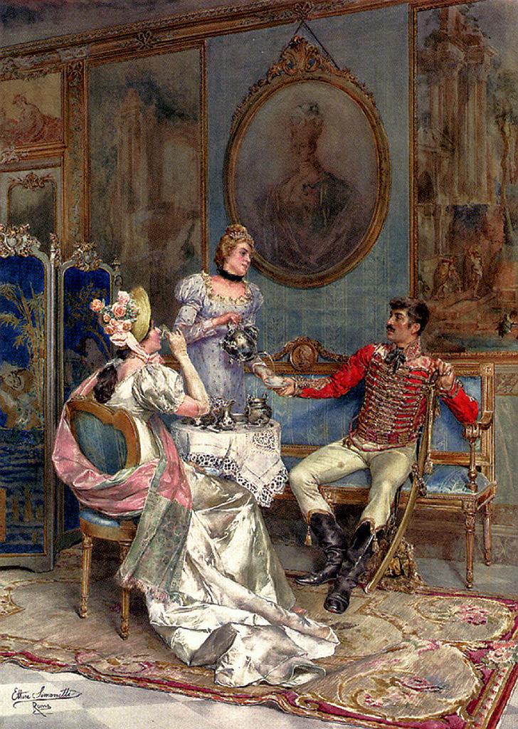 Брак по уставу — как военные в царской России женились. Любопытные факты.