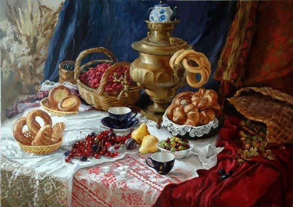 Чайные частности — История чая в России