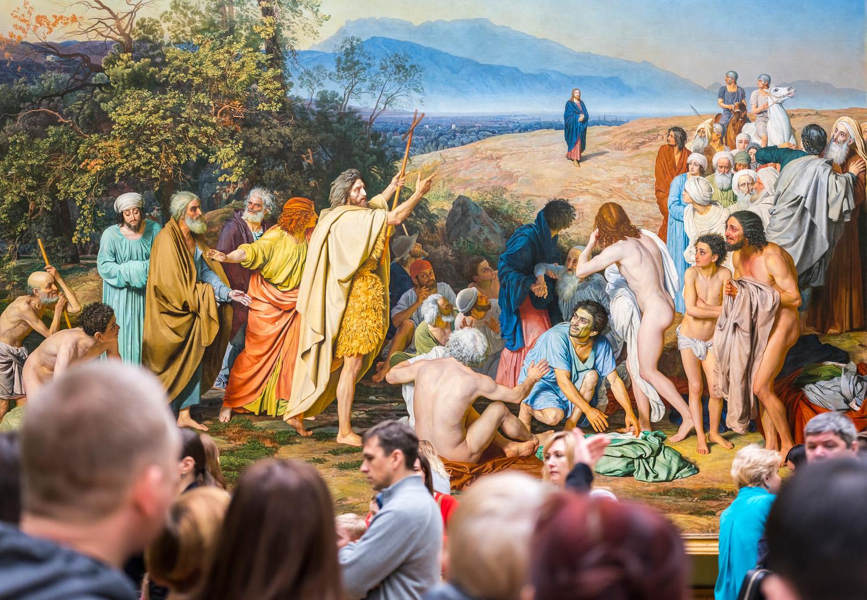 Отречься от всего ради одной картины: «Явление Христа народу» Александра Иванова