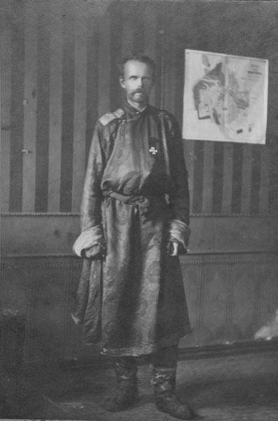 Барон Унгерн – самая демоническая фигура Гражданской войны