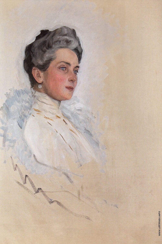 Зинаида Юсупова: как изображали русские художники одну из самых красивых женщин России?