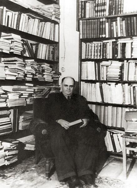 Оксман Юлиан Григорьевич