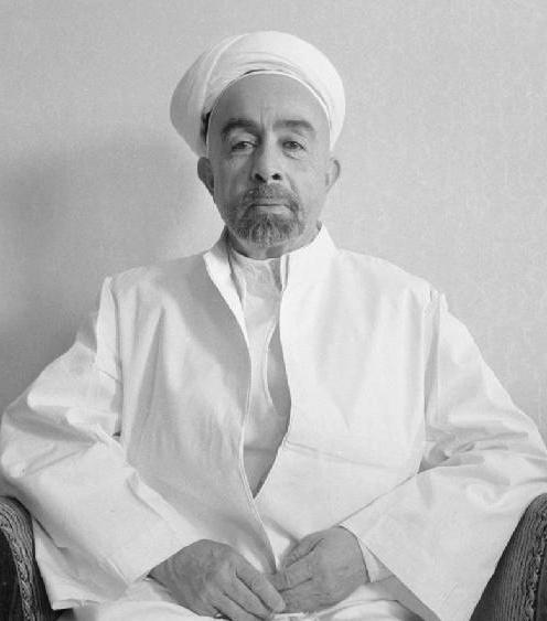Первый король Иордании Абдалла I ибн Хусейн