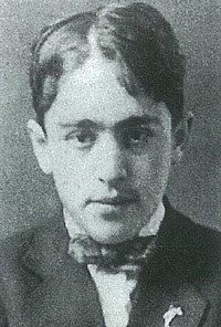 Сергей Яковлевич Гессен (1903 - 1937