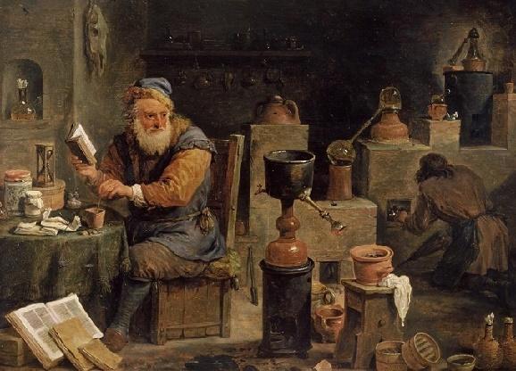 Алхимик Ивана Грозного - от лекарства до яда.