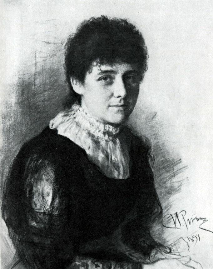 Баронесса Варвара Ивановна Икскуль