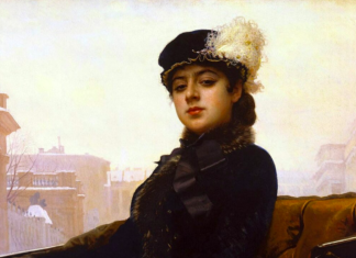 «Неизвестная» — самая таинственная картина Ивана Крамского