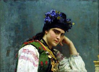 Угадайте фрагменты известных женских портретов