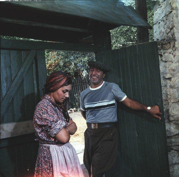 Донара Пилосян и Фрунзик Мкртчян. «Кавказская пленница»