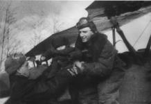 Лейтенант Мамкин и ребенок. Через несколько часов летчик погибнет