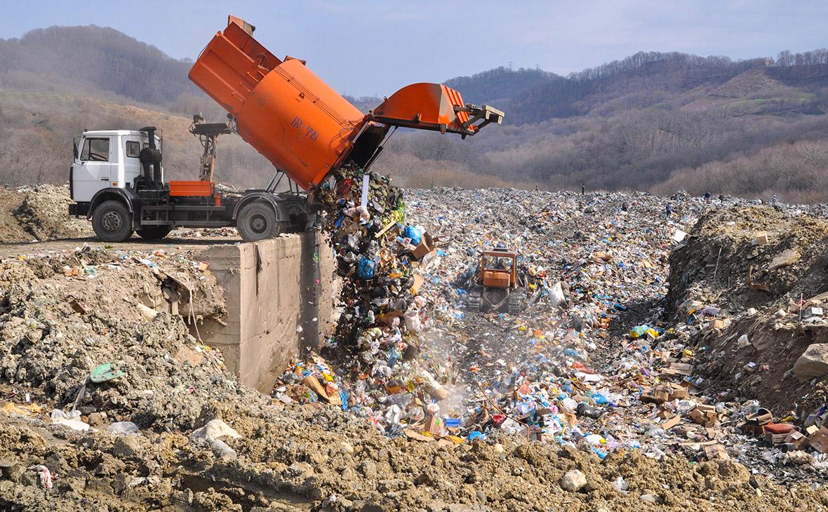 полигон для мусора картинка еще приложения для