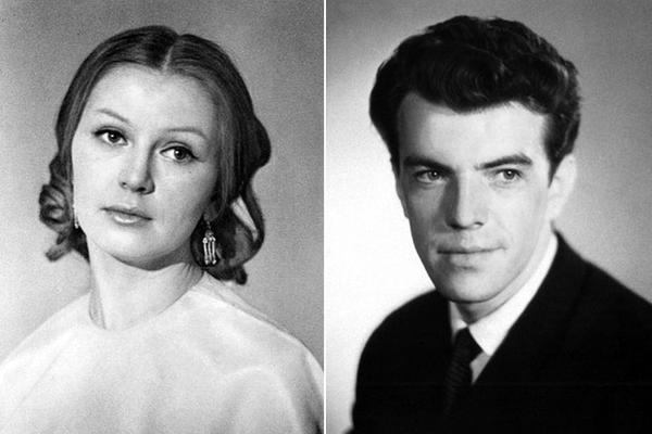 Валентина Титова и Вячеслав Шалевич