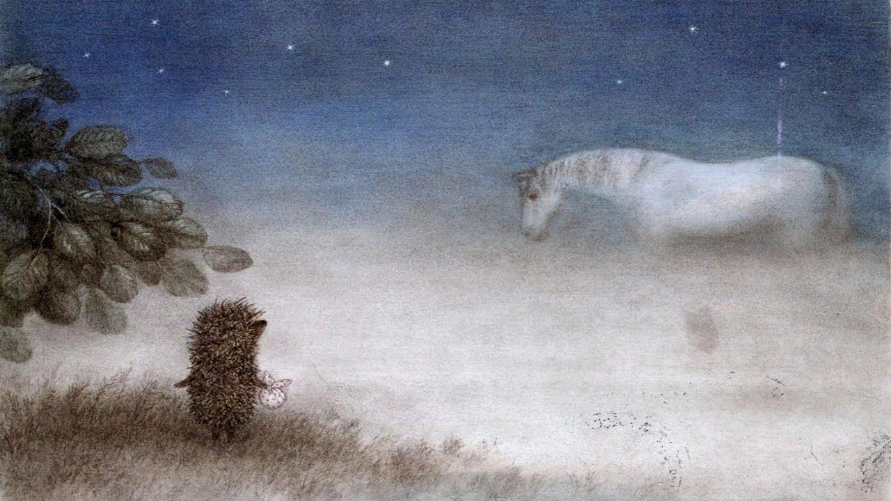 Как снимали мультфильм «Ежик в тумане»
