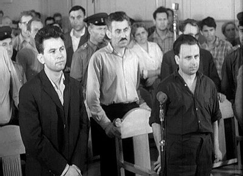 Главные советские спекулянты: 24-летний Владислав Файбишенко и 33-летний Ян Рокотов. Яковлева казнили еще раньше