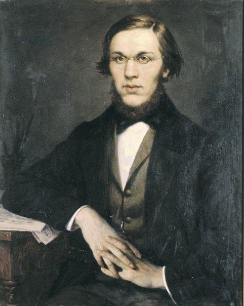 Александр Добролюбов поэт