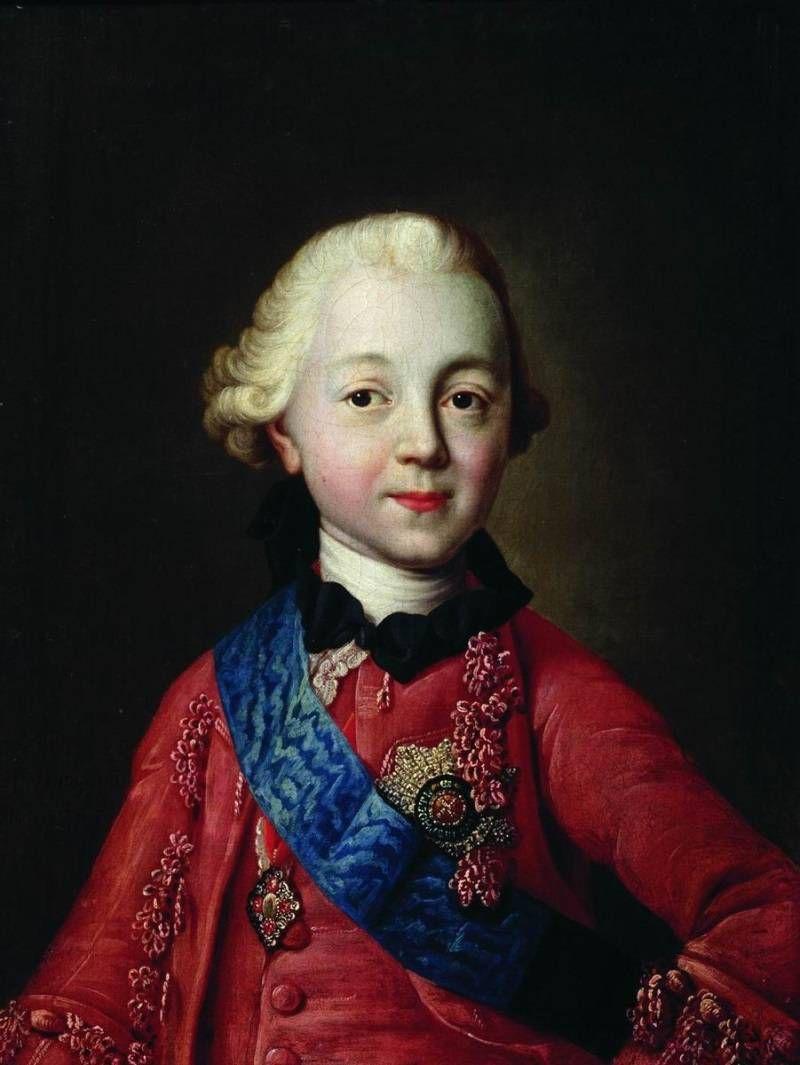 Алексей Петрович Антропов