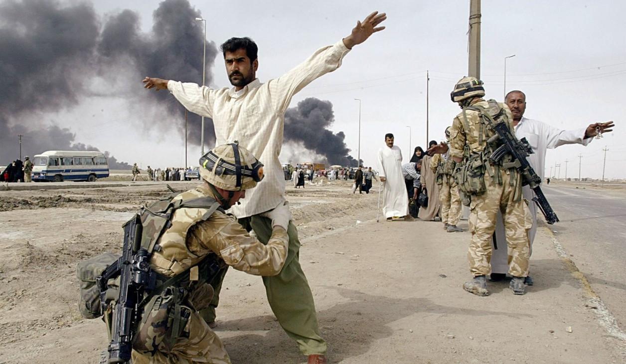 Война в Ираке 2003