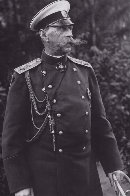 Барон Фредерикс министр двора