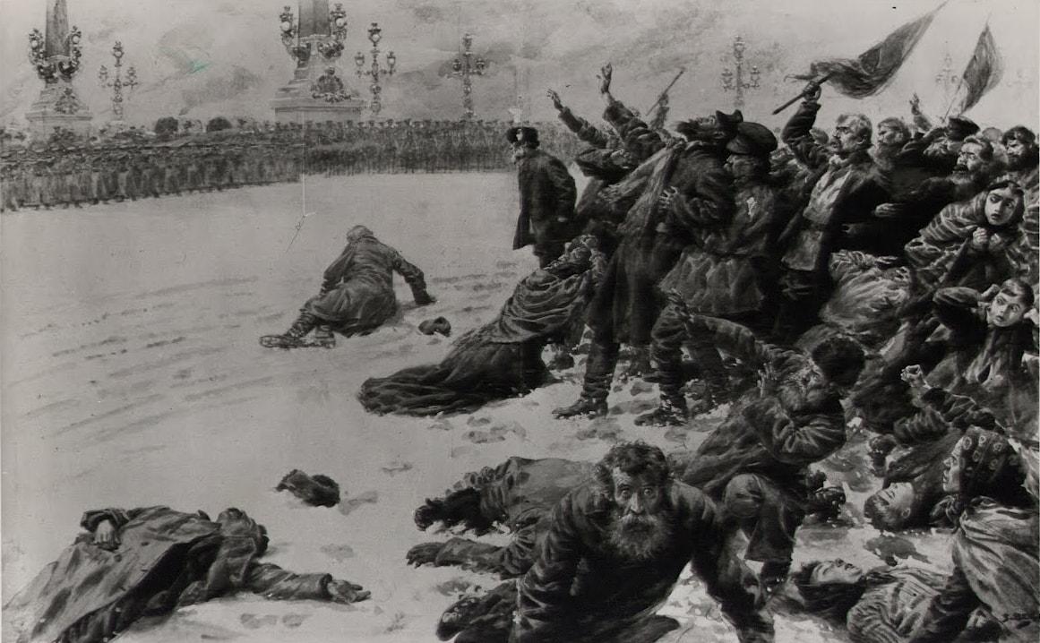 Кровавое воскресенье (1905)