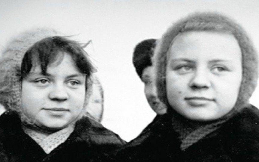 Ольга  и Татьяна Юкины