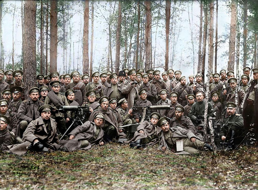 Русская армия в первой мировой войне