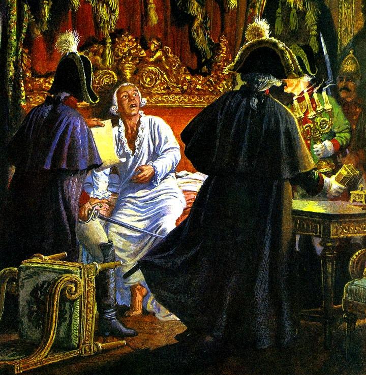 Убийство Павла I