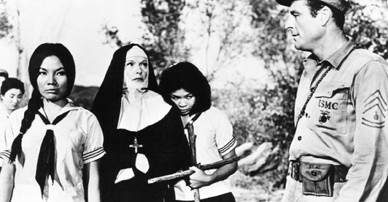 «Монахиня и сержант»