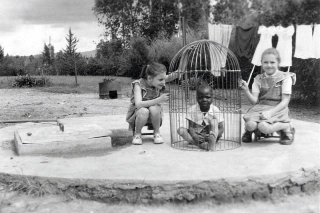 Бельгийское Конго 1955 год