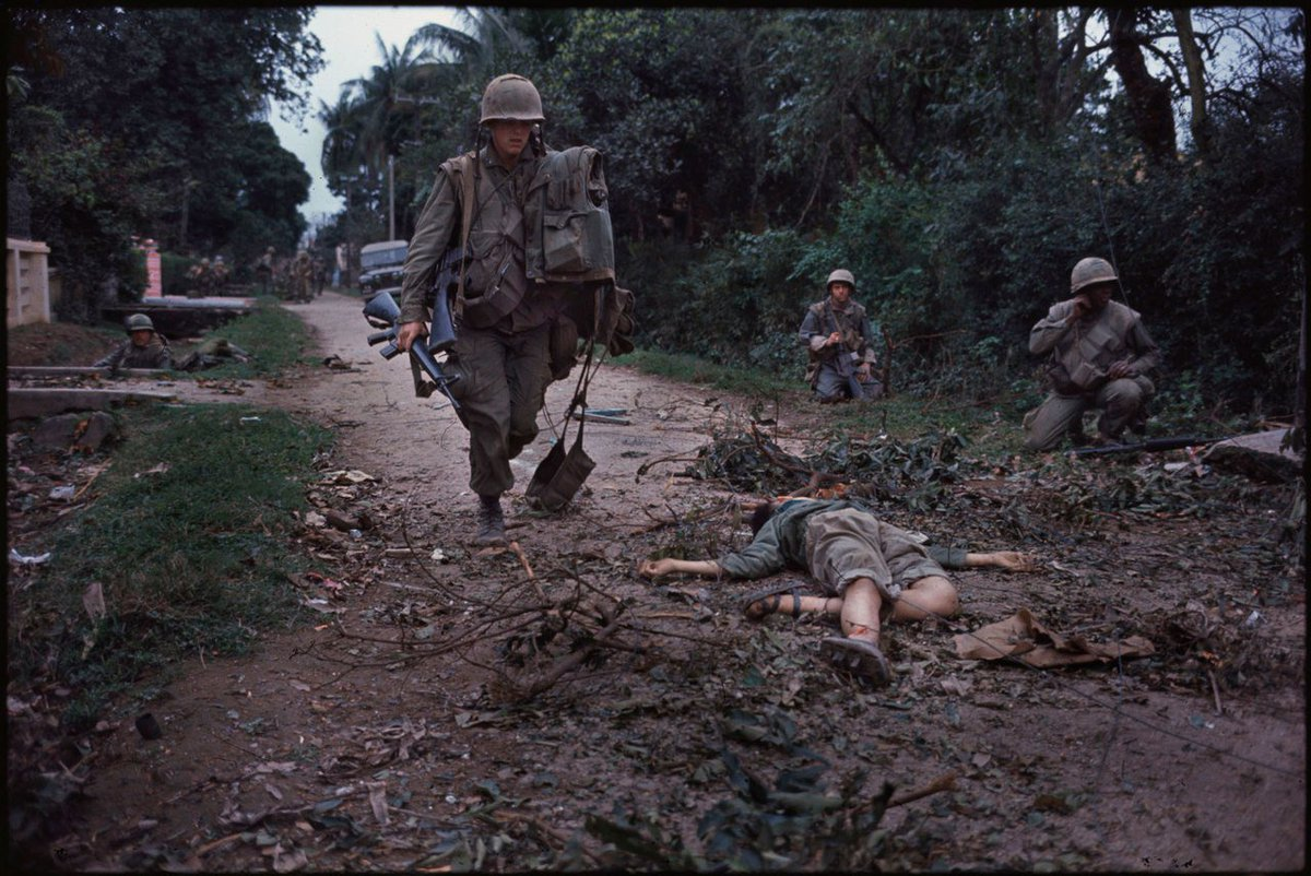 Битва за Хюэ, Южный Вьетнам