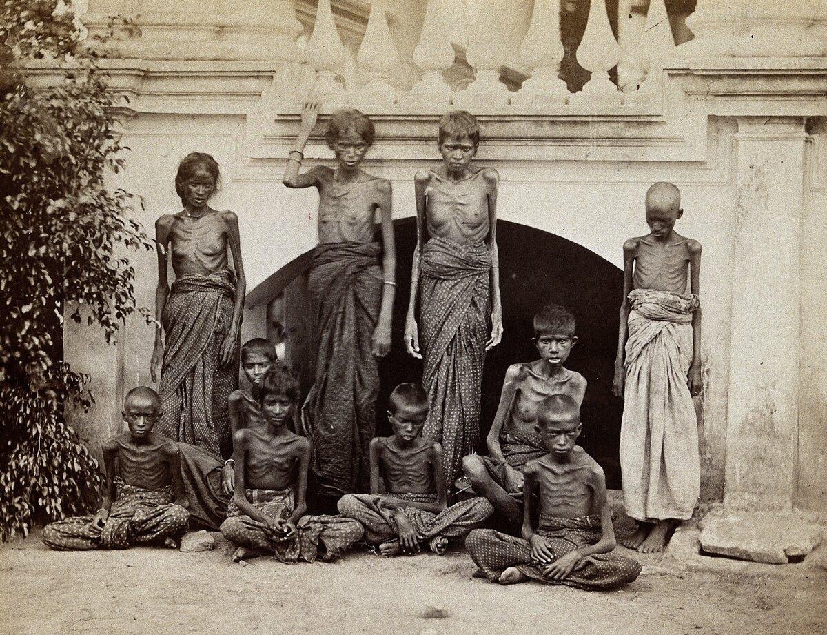 Геноцид в Бенгалии