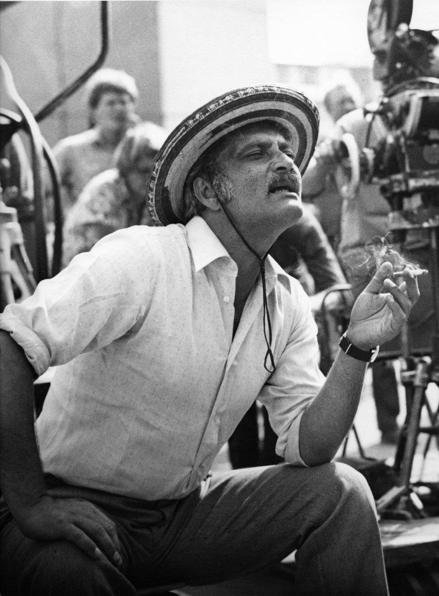 1975 год. На съёмочной площадке комедии Георгия Данелии «Афоня».