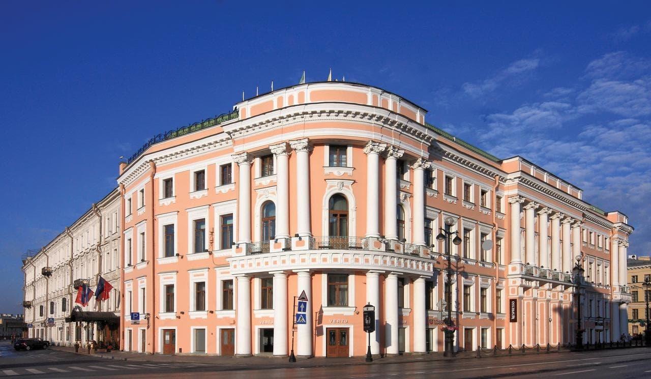 Дворец Елисеевых на Невском