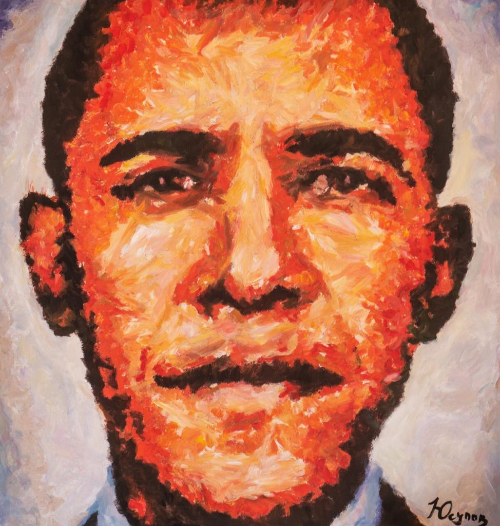 """Михаил Юсупов """"Обама"""""""